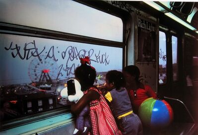 Bruce Davidson, 'Subway, New York', 1980