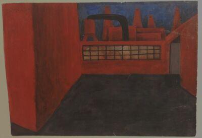 Rufino Tamayo, 'Fabrica', ca. 1925