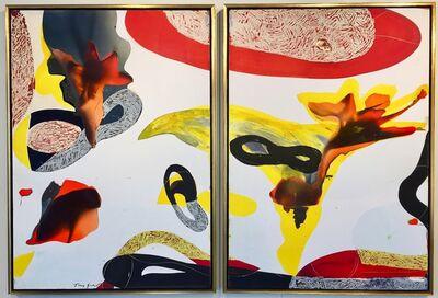 Tony Soulié, 'Les 2 Ensemble  (Diptych) ', 2015