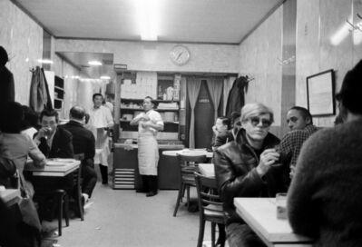 Stephen Shore, '1:35 a.m., in Chinatown Restaurant, New York, New York', 1965-1967