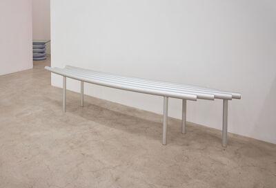 Greem Jeong, 'Flow bench', 2020