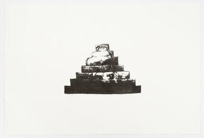 Liz Glynn, 'Untitled Monument Study', 2017
