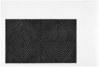 Frank Stella, 'Delphine and Hippolyte', 1967