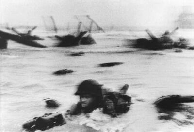 Robert Capa, 'D-Day', 1944