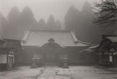 Paul Caponigro, 'Temple Mt. Hiei-San #2, Kyoto, Japan', 1976