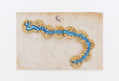 Guadalupe Maravilla, 'Tripa Chuca #2 (Border River)', 2019