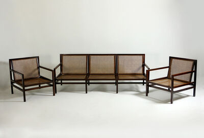 Joaquim Tenreiro, 'Sofa and Armchairs', 1958