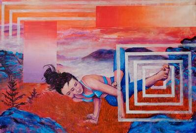 Daniel Döring, 'Floating balance', 2018
