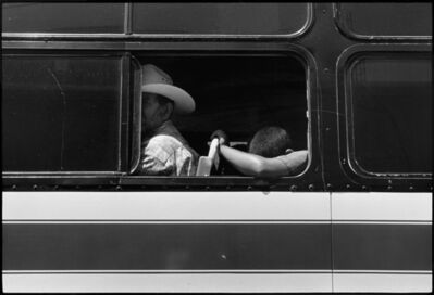 John Mack, 'A City Bus in Downtown Durango, Durango, Mexico', 2008