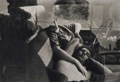 Danny Lyon, 'Dayton, Ohio, from The Bikeriders', 1966