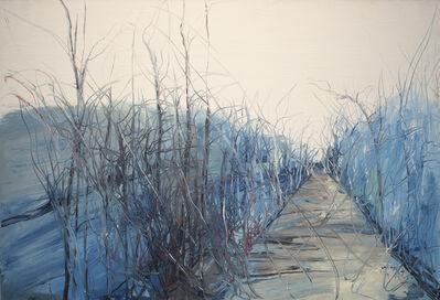 Zeng Fanzhi 曾梵志, 'Wild Grass', 2003