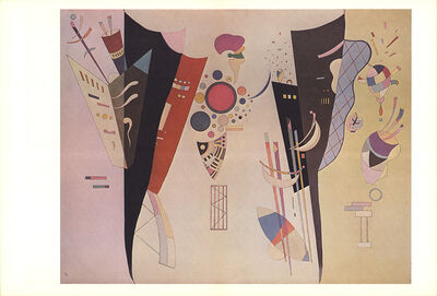 Wassily Kandinsky, 'Reciprocal Accords', 1969