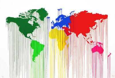 Zevs, 'Liquidated Atlas World Wide', 2013