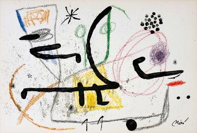 Joan Miró, 'Maravillas #1061', 1975