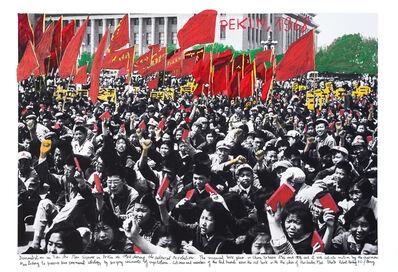 Marcelo Brodsky, 'From the series 1968: The fire of Ideas, Pekin, 1968', 2014-2019