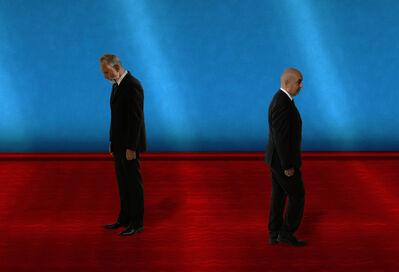G.R.A.M., 'Russian President Vladimir Putin (r.) and Chinese President Xi Jinping', 2016