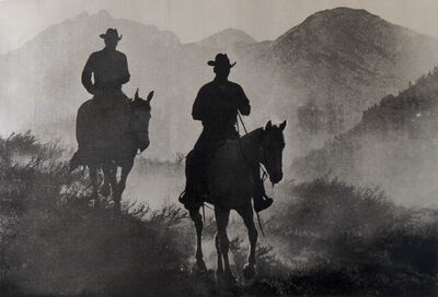 Russell Young, 'Unforgiven, Star Silver', 2018