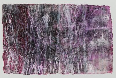 Bracha L. Ettinger, 'Lichtenburg Flower & Medusa', 2010-2012