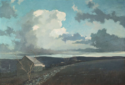 Eric Sloane, 'Hill Farm', Date Unknown