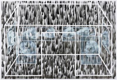 Jana Euler, 'gossip rain, private and public painting', 2013