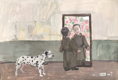 Tang Zhigang, 'Mirror Reflection', 2017