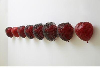Sunil Gawde, 'Heart Beat...Beat Heart', 2009