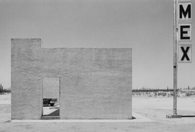 Grant Mudford, 'Mexico', 1976