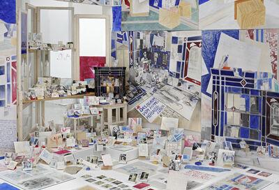 Anna Oppermann, 'Paradoxe Intentionen ', 1988-1992