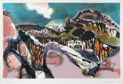 Kurt Wendlandt, 'Landschaft bei Casamicciola', Late 1950's
