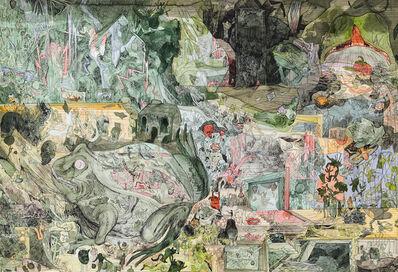 Peter Köhler, 'Toad's Dream', 2019