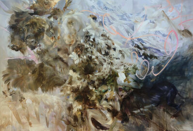 Sarah McRae Morton, 'Buffalo Jump after Guernica by Pablo Picasso', 2020