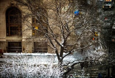 Alina Gozin'a, 'THE LAST SNOW OF New York', 2018