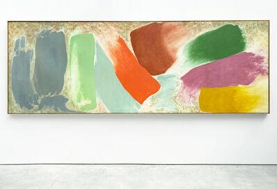 Friedel Dzubas (1915-1994), 'Midnight ', 1981