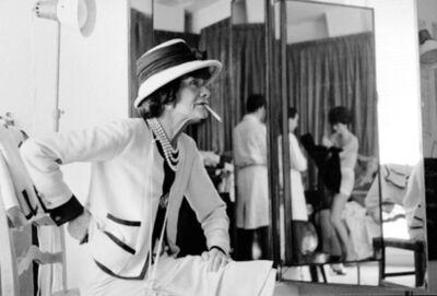 Douglas Kirkland, 'Coco Chanel Paris 1962'