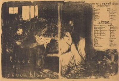 Édouard Vuillard, 'Une Nuit d'Avril à Céos; L'Image', 1894