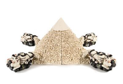 Dennis Clive, 'Twentieth Century Pyramid', 1976