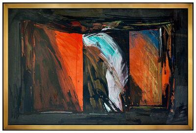 Laddie John Dill, 'City Panes', 1975
