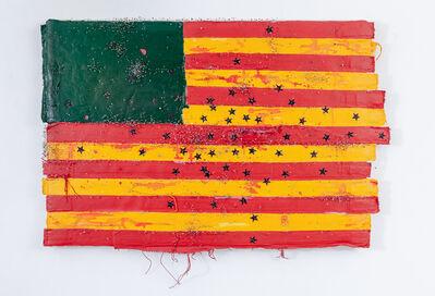 Nu Barreto, 'Vandalisme Coloré (États Désunis d'Afrique)', 2018