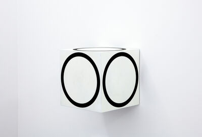 Channa Horwitz, 'CIRCLES ON A CUBE', 1968-2011
