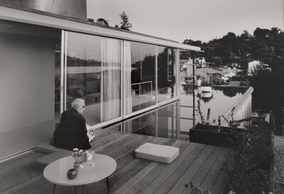 Julius Shulman, 'Richard Neutra', 1950s