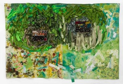 Vadis Turner, 'Object Heirloom, Recipe and Sewing Box Gardens', 2017