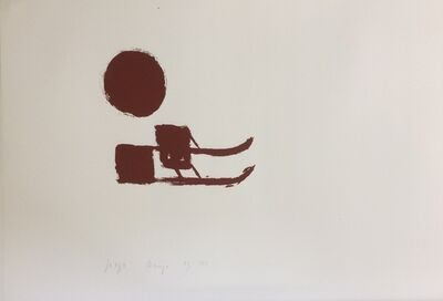 Joseph Beuys, 'Sonnenschlitten', 1984