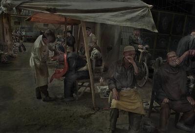 Gabriel Giovanetti, 'Kashgar:The Barber Shop', 2000-2013