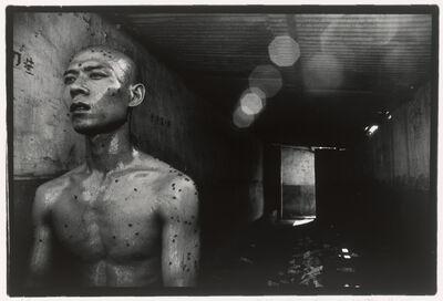 """Rong Rong 荣荣, '1994 No. 20 (Zhang Huan, """"12 Square Meters"""")', 1994"""