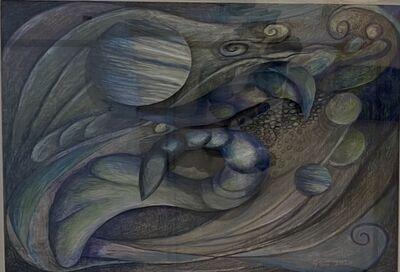Gillian Bradshaw-Smith, 'Moon 6: Adrastia', 2020
