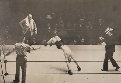 Various Artists, 'A Group of Seven Daily News Boxing Press Photographs'