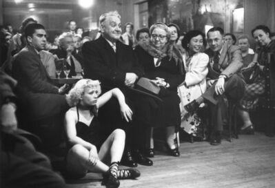 Robert Doisneau, 'Le Petit Balcon', 1953