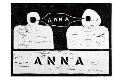 Anna Maria Maiolino, 'Anna', 1967