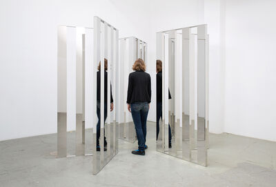 Jeppe Hein, 'Mirror Angle Fragments (3x60°)', 2014