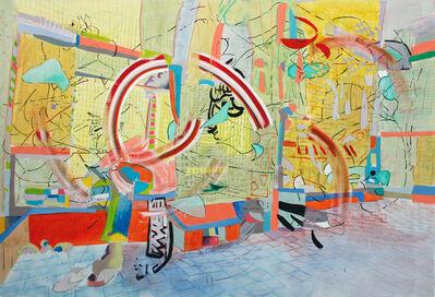 Alejandro Ospina, 'Cobalt Lane', 2016